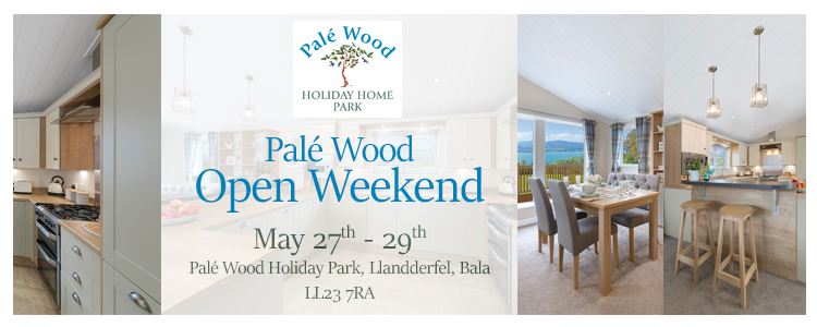 Pale Wood Holiday Park Open Weekend – May 27th – 29th 2017