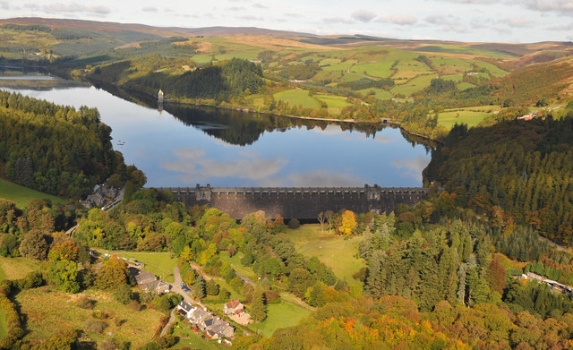 Relax and Unwind: Events at Lake Vyrnwy