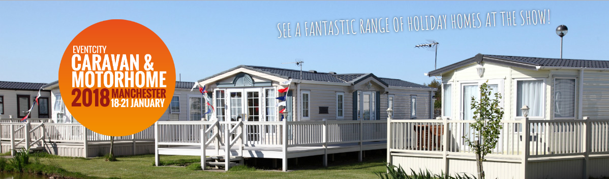 Palé Wood Holiday Park Will be at the Caravan & Motorhome Show 2018!